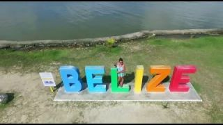 DRONE FILM BELIZE CITY FPS MEDIA